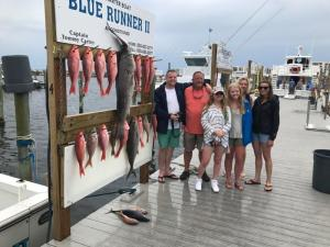 Click to enlarge image  - Another GREAT catch and look at that Grouper!! - June 2018